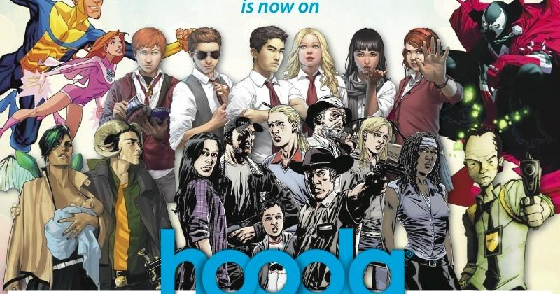 Hoopla expands library with Image Comics deal
