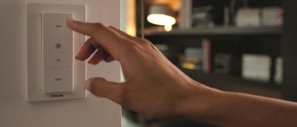 Hue Wireless Dimming Kit is a $40 remote lamp upgrade