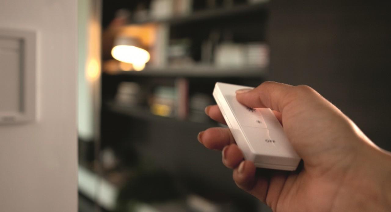 Hue WDK remote control