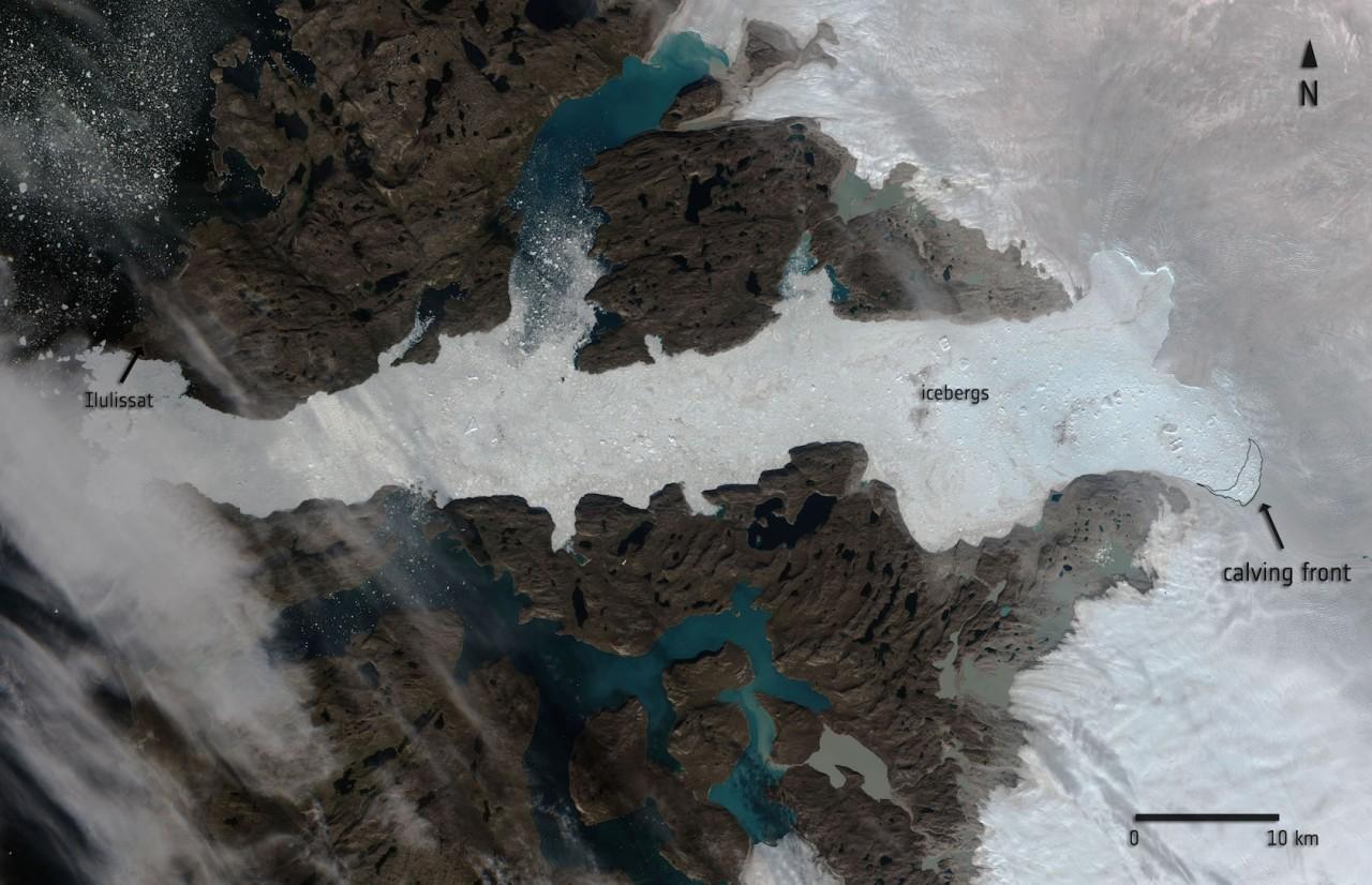 Jakobshavn_glacier_calving