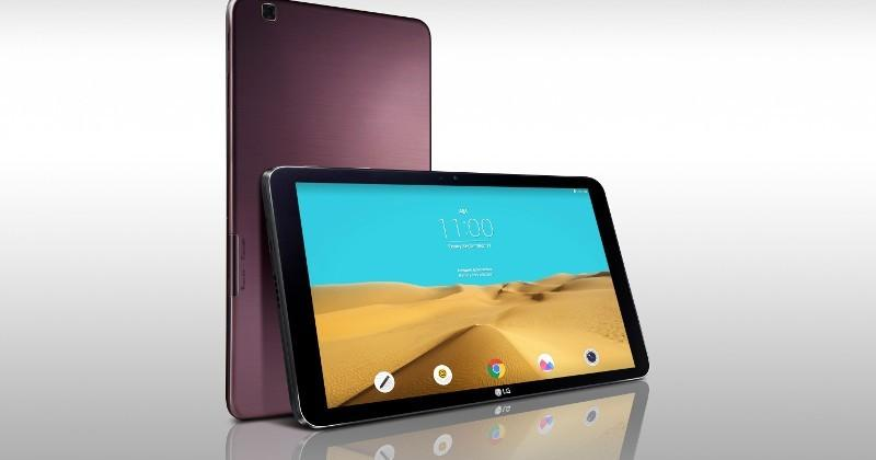 LG G Pad II 10.1 revealed, no word on 8.0 sibling