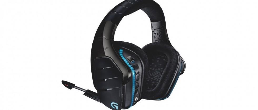 Logitech debuts G933, G633 premium gaming headsets