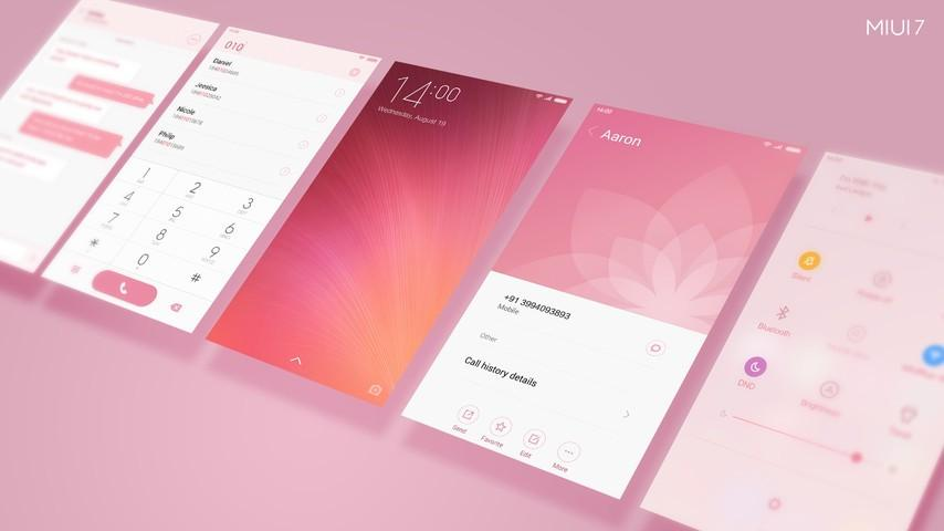 Xiaomi MIUI 7 goes big with themes, small with data use