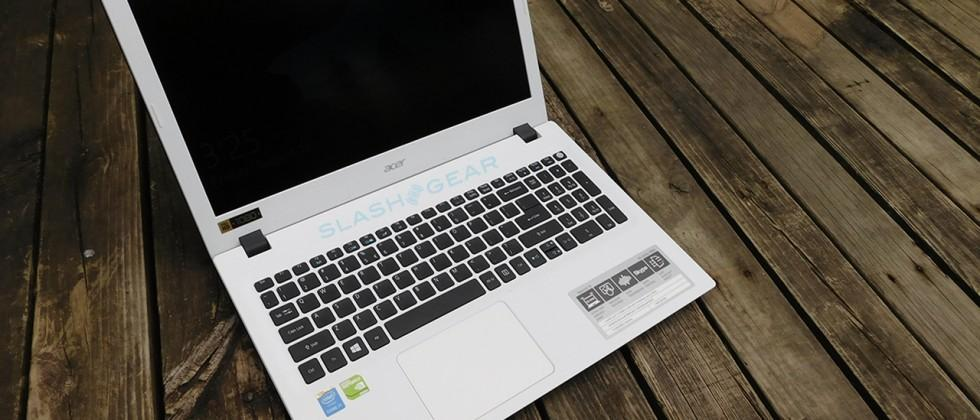 Review: Acer Aspire E15 Windows 10 laptop