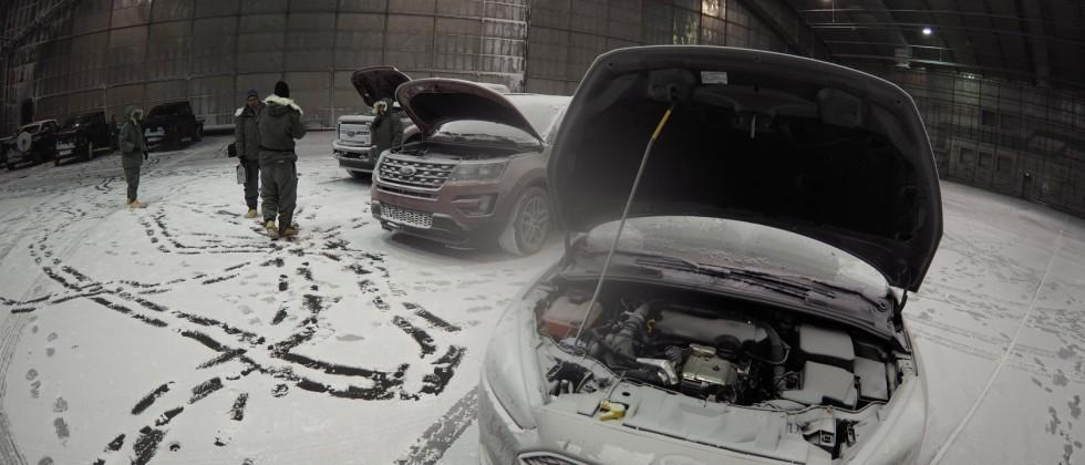 Ford's Cold-Weather Testing at McKinley Climatic Laboratory