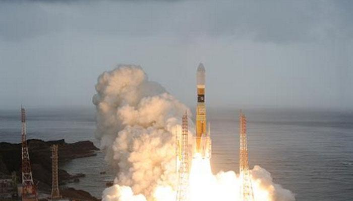 Watch Japan launch a rocket with supplies for the International Space Station