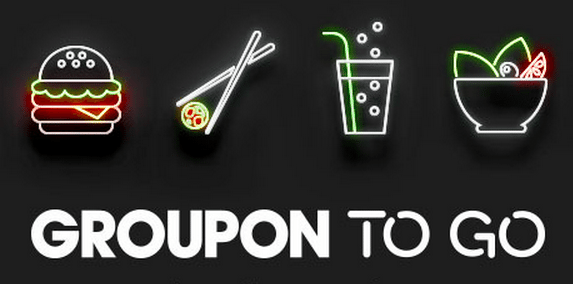 Groupon to Go food delivery service takes on UberEATS