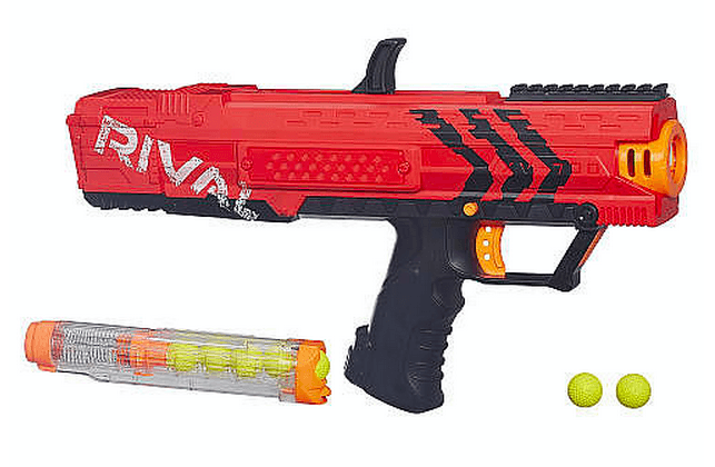 Nerf's new 'Rival' tactical guns are for grown ups, fire at 70MPH