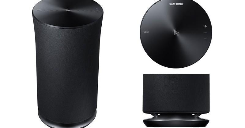 Samsung outs R1, R3, R5 Wireless Audio 360 speakers