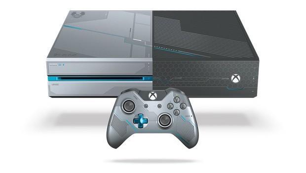 Halo 5 Xbox One console announced alongside Halo Wars 2