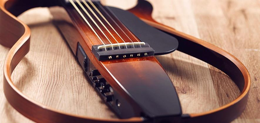 Yamaha's new Silent Guitars are electric, boast acoustic sound