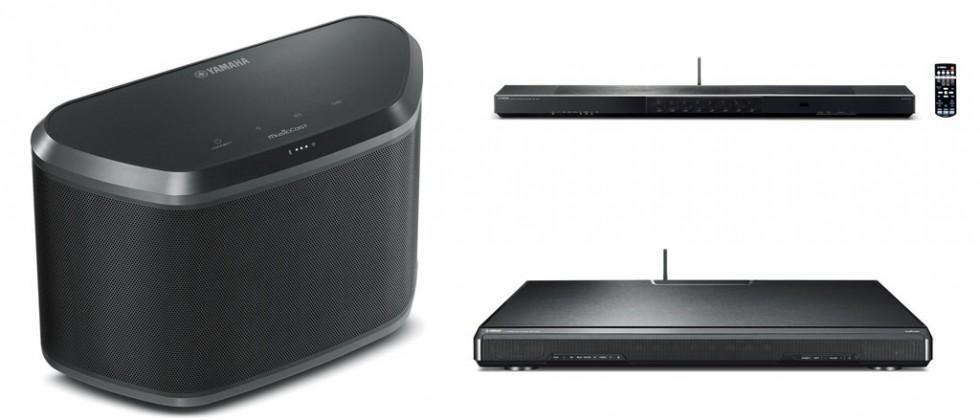 Yamaha debuts MusicCast multi-room audio system with support for lossless formats