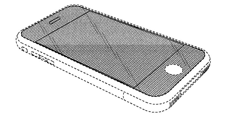 USPTO invalidates Apple design patent used against Samsung