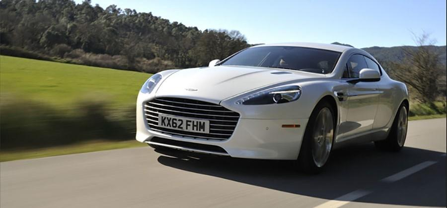 Aston Martin eyes 800hp all-electric Rapide