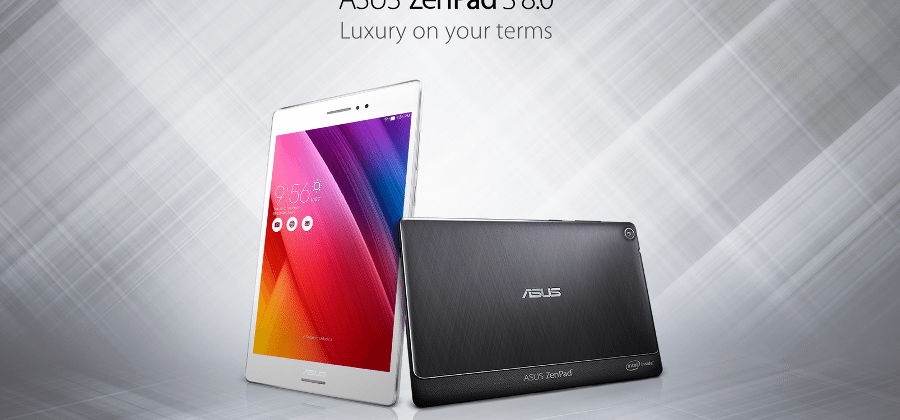 ASUS' higher end ZenPad S 8.0 model is finally here