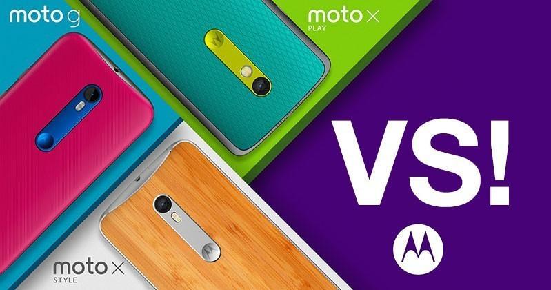 Moto X Play as DROID Maxx 2, Moto X Style as DROID Turbo 2
