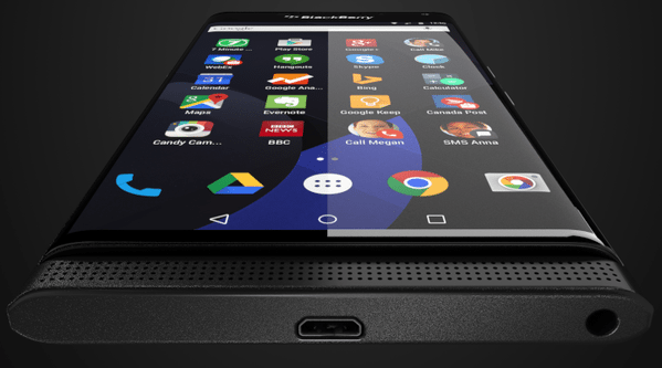 BlackBerry Venice renders further fuel Android rumors