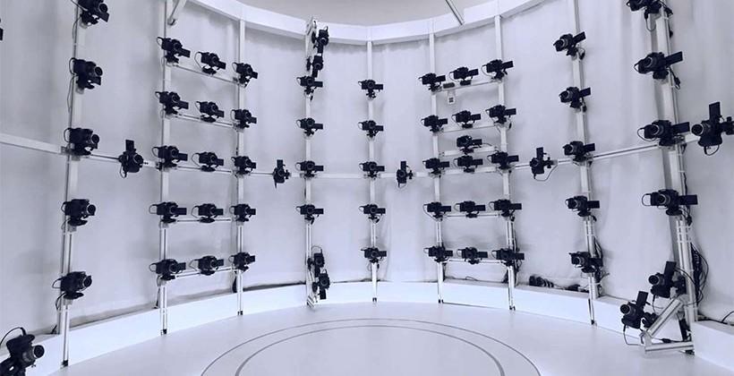 Panasonic opens 3D photo lab using 120 Lumix cameras