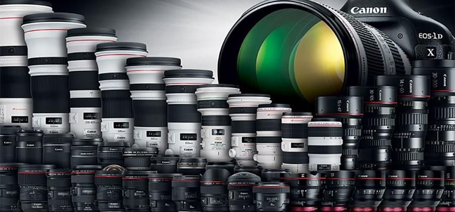Canon EF 35mm F/1.4l II USM lens is first with blue spectrum refractive optics