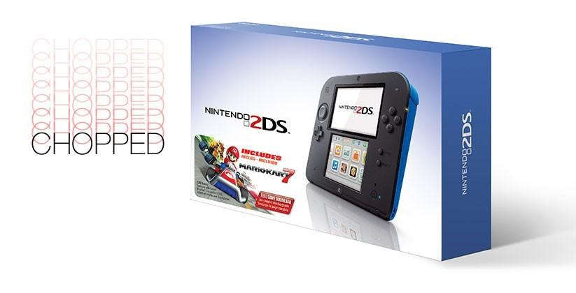 Nintendo drops 2DS price to $100