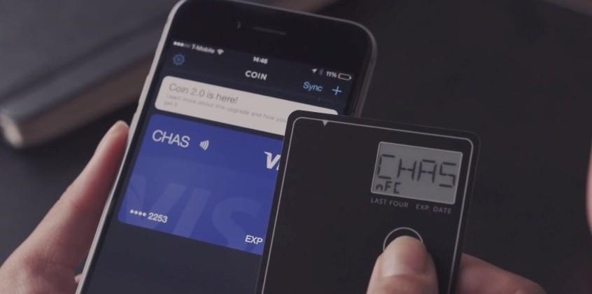 Coin 2.0 adds NFC but there's a catch