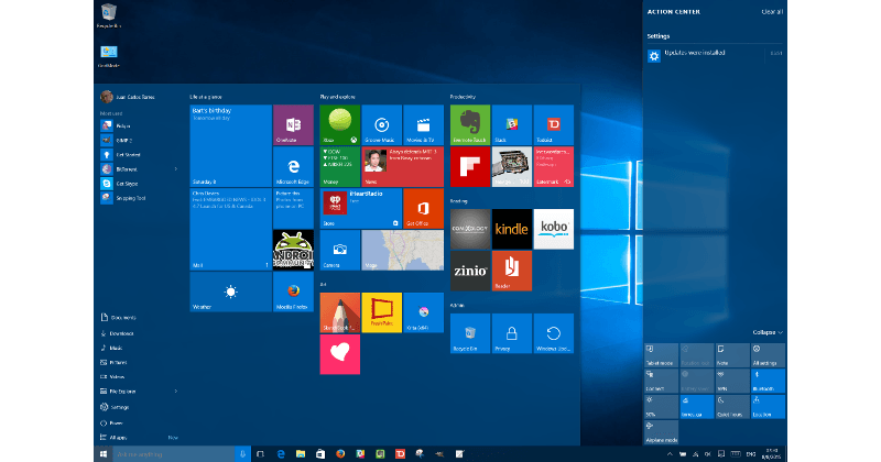 Ten Tips and Tricks for Windows 10