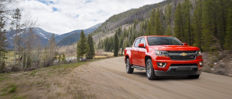 GM pins diesel redemption on meaty 2016 Chevrolet Colorado