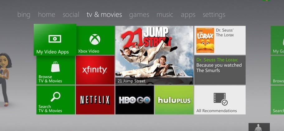 Comcast pulling its Xbox 360 streaming app