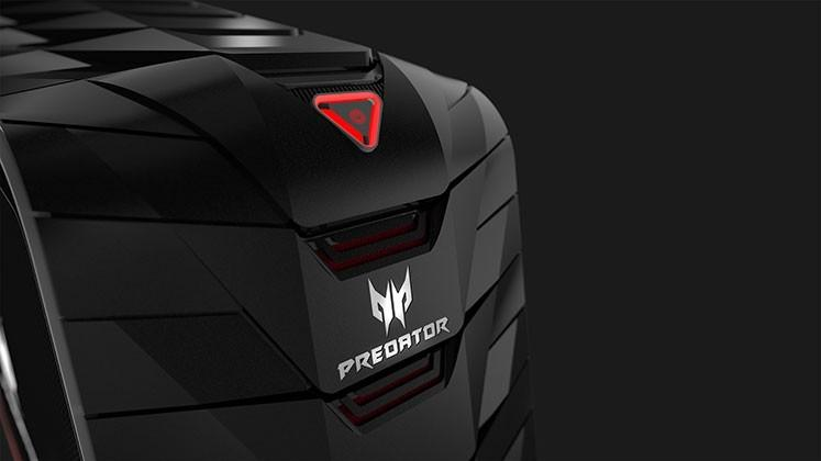 Acer Predator G6-710 gaming desktop revealed at last