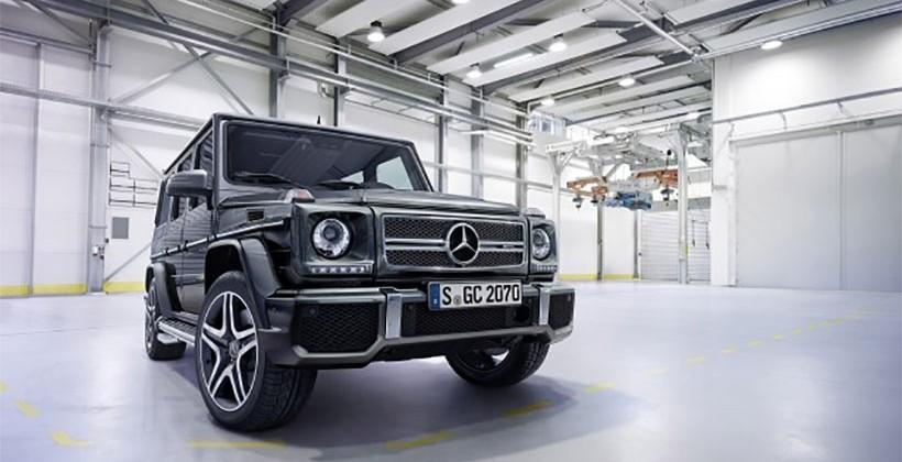 2016 Mercedes G-Class will come to the US packing a twin turbo V8