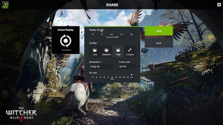 Nvidia's GeForce Experience app brings gameplay sharing to PC
