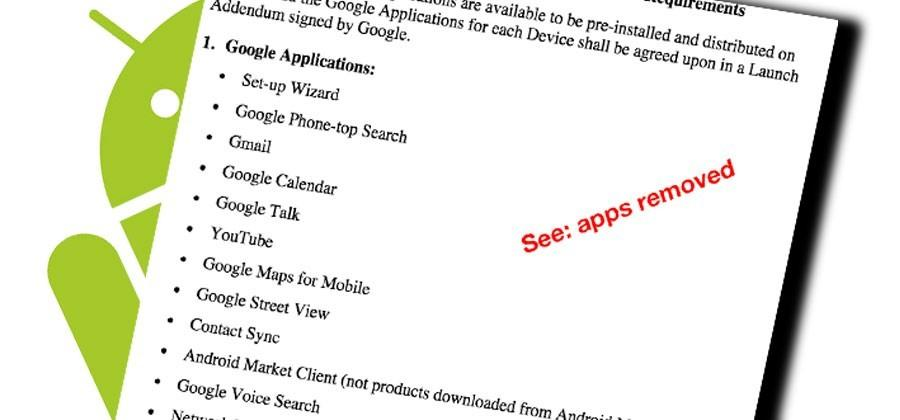 """These Google """"bloat"""" apps are leaving new Android devices"""
