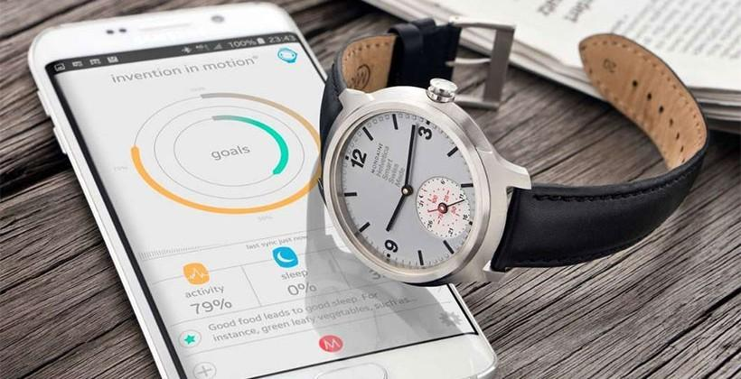Helvetica 1 smartwatch hits pre-order, only 1,957 made