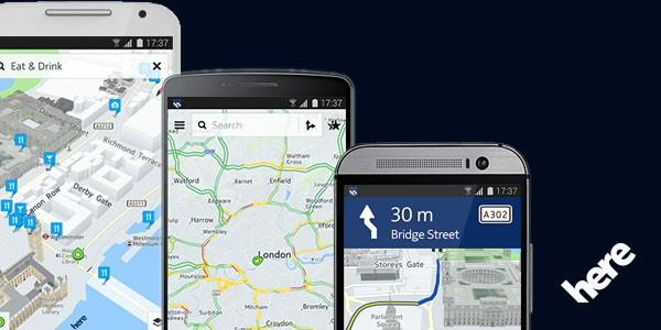 German car consortium ready to pay for Nokia's HERE maps [UPDATE]
