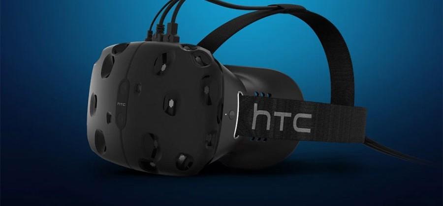 HTC Vive VR headset delayed until Q1 2016