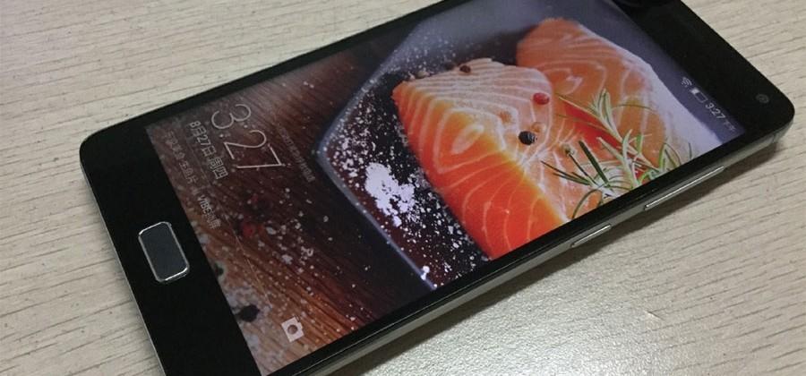 Lenovo Vibe P1 hands on pics hit the web ahead of IFA 2015