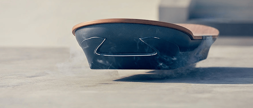 Sorry McFly, Lexus' Hoverboard is just a clever ruse