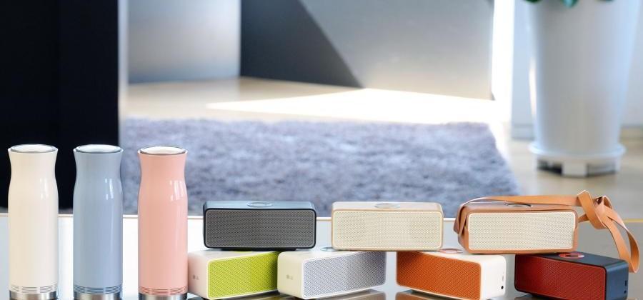 LG pre-announces Music Flow P5, SoundPop 360 wireless speakers