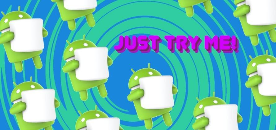 How to try Android Marshmallow 6.0 right now