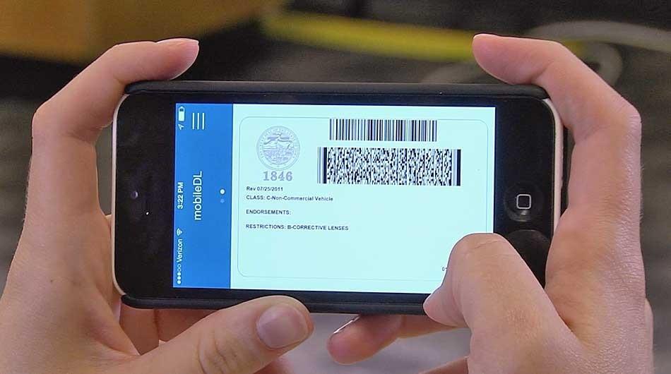 Iowa starts testing smartphone-based digital driver's licenses