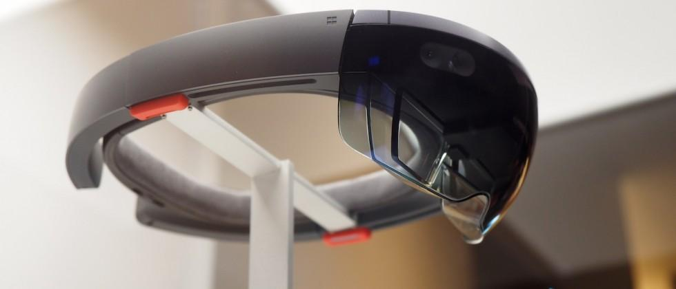 """HoloLens release """"within the next year"""" for devs"""