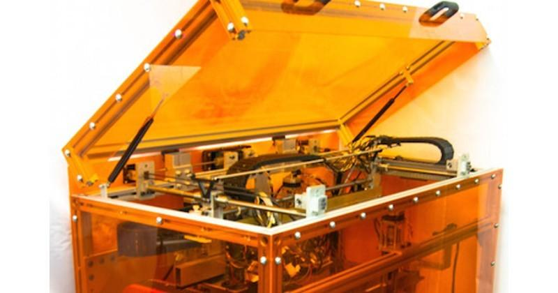 MIT's MultiFab 3D printer can handle 10 materials at once