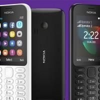 Nokia 222 feature phones bring web connectivity to the