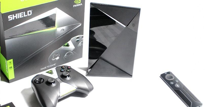 NVIDIA SHIELD released to Google Store for Android TV battle