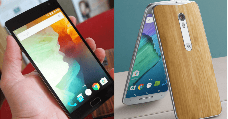 """OnePlus 2 vs Moto X Style – which one """"potentially"""" deserves your money?"""