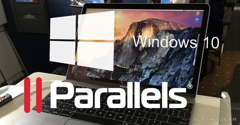 Parallels Desktop 11 for Windows 10 on Mac: here's what's new