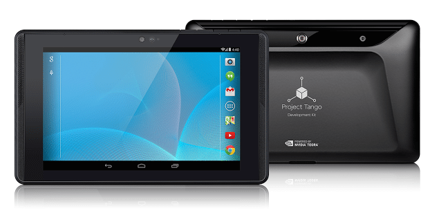 Project Tango tablet finally goes international