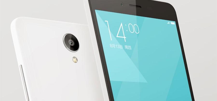 Redmi Note 2 and Mi Wi-Fi Nano launch in China