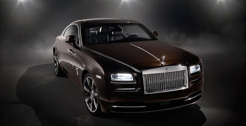 """Rolls Royce Wraith """"Inspired by Music"""" promises the most exclusive audio experience"""