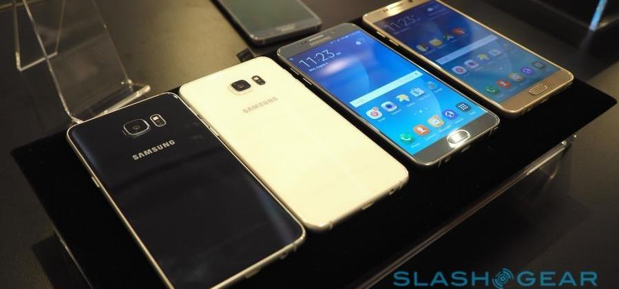 There might be no Galaxy Note 5 for Europe - SlashGear